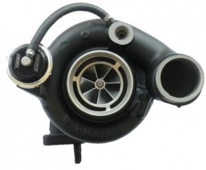 Turbo Chargers & Components - Turbo Chargers - Fleece Performance - Fleece Performance 63mm Holset Cheetah Turbocharger FPE-351-9802-Man