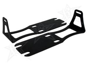 "Lighting - Offroad Lights - Rigid Industries - Rigid Industries Dodge Ram 1500-3500 - '04-'13 - 20"" SR-Series - Lower Bumper Bracket 40240"