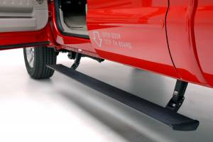 Exterior - Running Boards - AMP Research - AMP Research  75104-01A