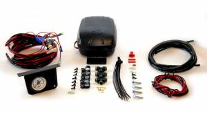 Steering And Suspension - Air Suspension Parts - Air Lift - Air Lift LOAD CONTROLLER II; ON-BOARD AIR COMPRESSOR CONTROL SYSTEM 25592
