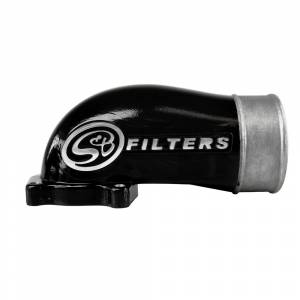 S&B Filters Intake Elbow (Black) 76-1003B
