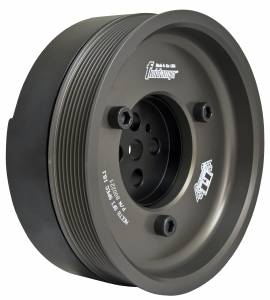 Engine Parts - Harmonic Balancers - Fluidampr - Fluidampr Harmonic Balancer - Fluidampr -  Ford 6.7L PowerStroke - Each 800221