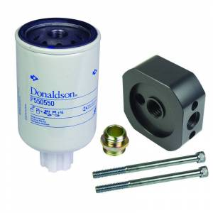 Air/Fuel - Fuel System Parts - BD Diesel - BD Diesel Flow-MaX Add-On Pre Water Separator Filter Kit 1050340-WSP