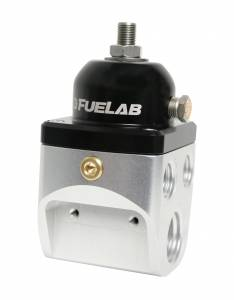 Air/Fuel - Fuel System Parts - Fuelab - Fuelab CARB Fuel Pressure Regulator, Blocking Style, 4 port High Flow 58501
