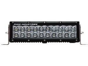 "Lighting - Offroad Lights - Rigid Industries - Rigid Industries 10"" E Series - Spot- Amber 110222"