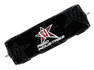"Lighting - Offroad Lights - Rigid Industries - Rigid Industries 10"" E-Series Light Cover - Black (trim for 4"" & 6"") 11091"