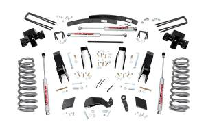 1999-2003 Ford 7.3L Powerstroke - Steering And Suspension - Lift & Leveling Kits