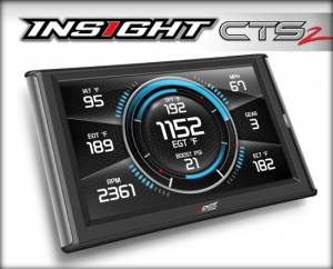 Programmers & Tuners - Programmers - Edge Products - Edge Products Insight CTS2 Monitor 84130