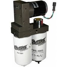 Fuel System - Lift Pumps - FASS - Titanium Series Diesel Fuel Lift Pump 220GPH@55PSI Ford Powerstroke 6.7L 2011-2016