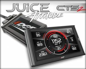 Programmers & Tuners - Programmers - Edge Products - Edge Products Juice w/Attitude CTS2 Programmer 21500