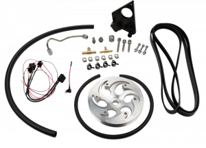 Fuel System - CP3 - Wehrli Custom Fabrication - LB7 Duramax Twin CP3 Kit Raw/Custom Pulley