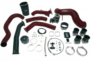 Turbo Chargers & Components - Turbo Charger Kits - Wehrli Custom Fabrication - 2001-2004 LB7 Duramax S400 Single Turbo Install Kit